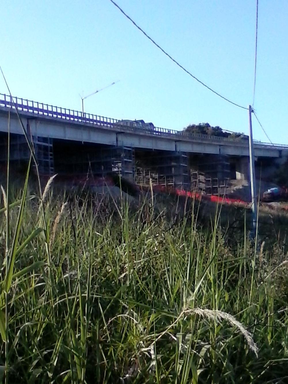 Rifiuti Autostrada A4, Vasto