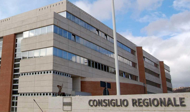 La sede del Consiglio regionale della Basilicata