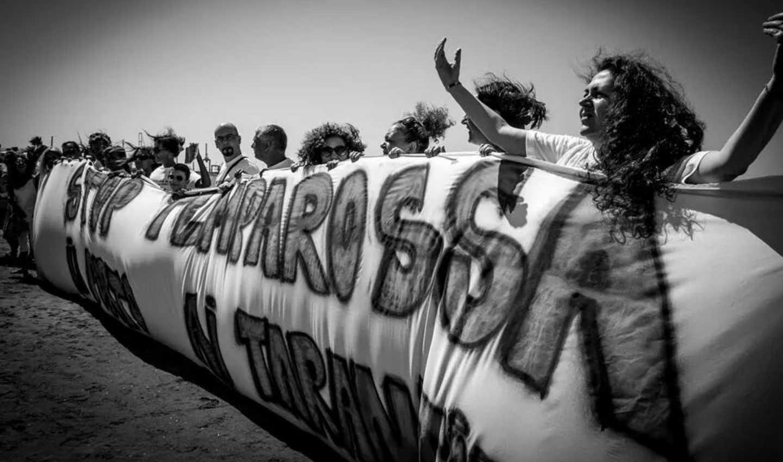 Stop al progetto Tempa Rossa, Maurizio Greco