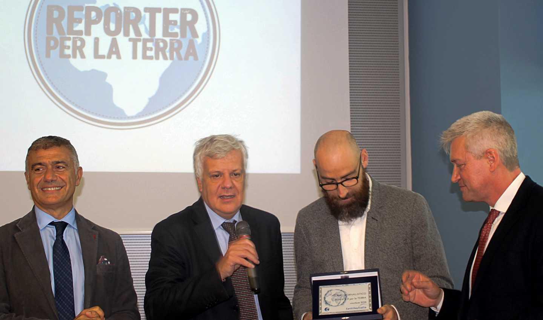Pietro Dommarco, Reporter per la Terra 2016