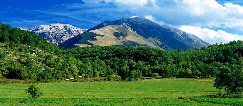 Il Parco della Majella in Abruzzo