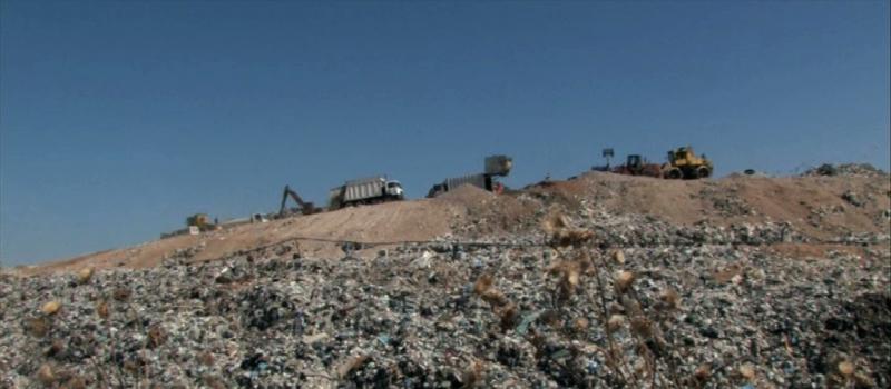 Discarica di rifiuti