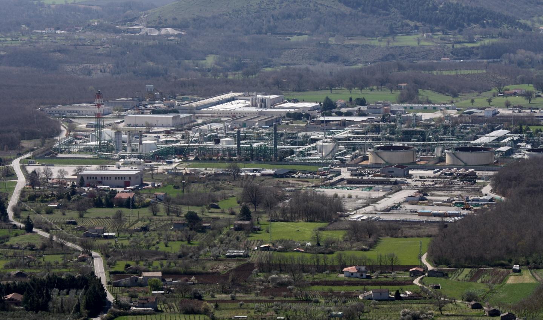 Area industriale di Viggiano