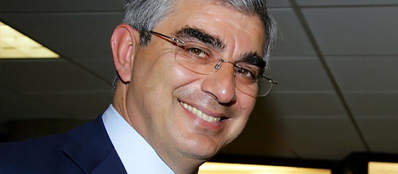 Luciano D'Alfonso, presidente della Regione Abruzzo