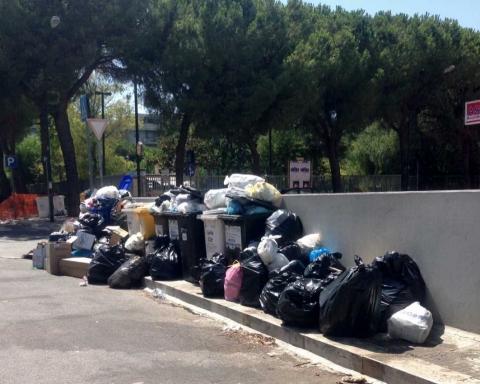 Emergenza rifiuti a Brindisi