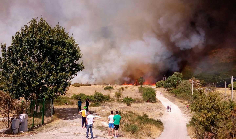 L'Abruzzo brucia. Diario dal fronte