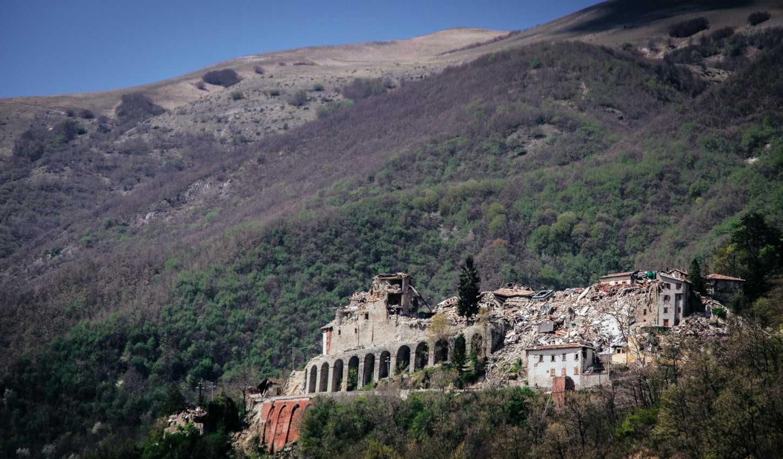 Cratere Centro-Italia