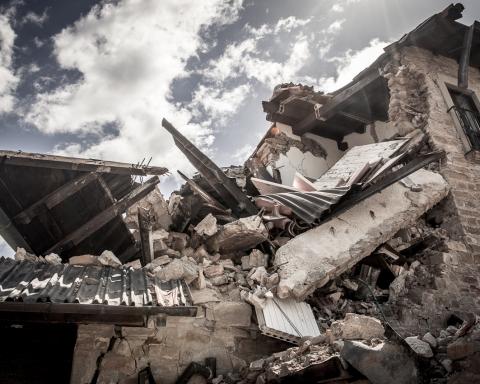 Cratere Centro-Italia, reportage dall'epicentro del sisma che ha colpito l'Appennino Centrale