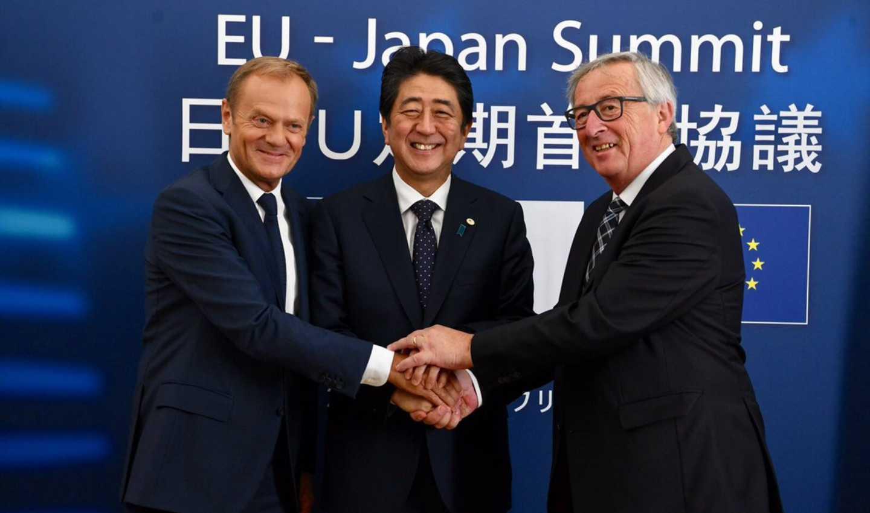 Summit Ue-Giappone su Jefta, Stop TTIP