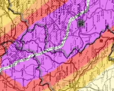 La Mappa di pericolosità sismica del territorio nazionale e il gasdotto Rete adriatica