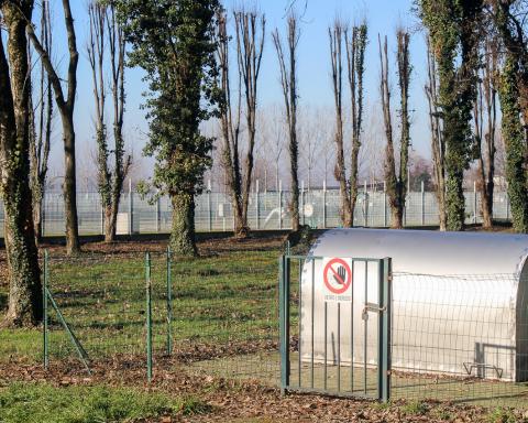 Stoccaggi di gas in Pianura padana