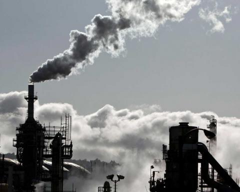 Emissioni. Reuters/Bret Hartman