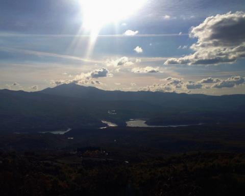 La Val d'Agri e il lago del Pertusillo, Pietro Dommarco