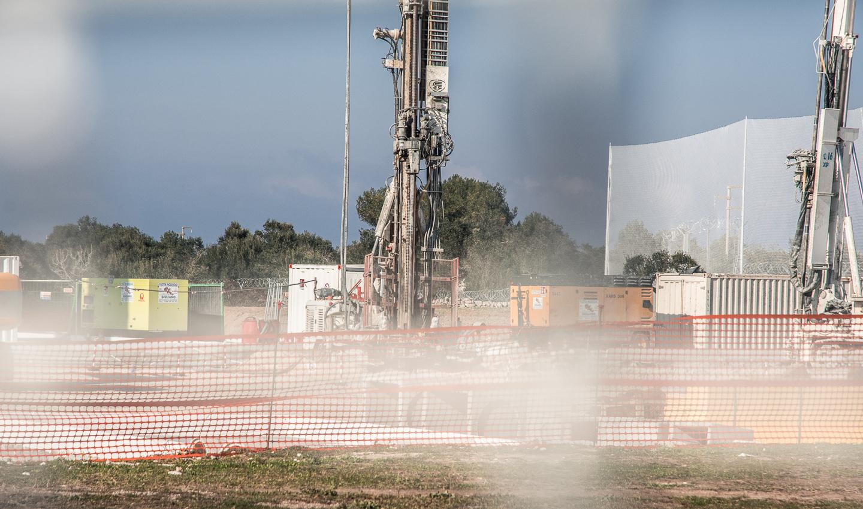 Gasdotto Tap, «la certezza del rilascio di cromo esavalente nelle acque sotterranee, comunque, c'è»