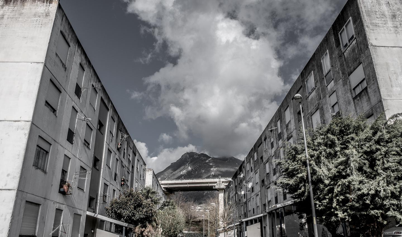 Avellino, la vergogna dei prefabbricati di rione Valle