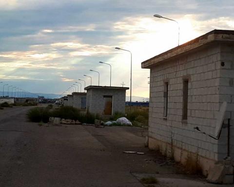 Immagini di Borgo Mezzanone. Reportage di Emma Barbaro