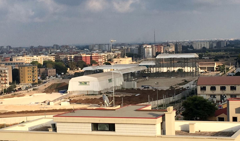 Area ex Fibronit di Bari