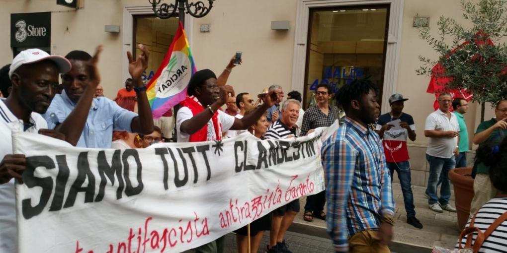Welcome Taranto