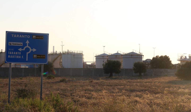 Rischio incidenti rilevanti a Taranto. Lettera di un gruppo di cittadini