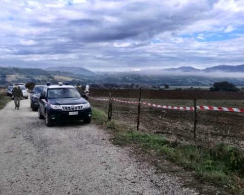 Operazioni di sequestro dei terreni destinati ad un impianto biomasse di Ponzano Romano