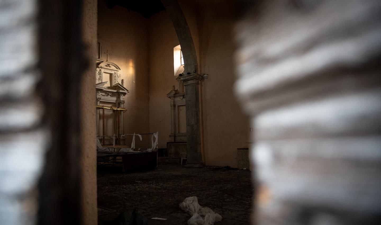Zona Nostra  Reportage dieci anni dopo il sisma dell'Aquila