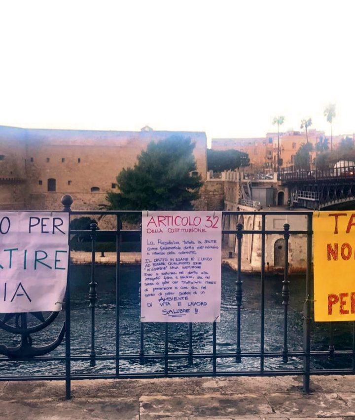 Taranto tra le speranze di Conte e il piano chiusura di ArcelorMittal