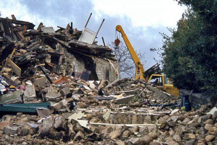 Terremoto dell'Irpinia 1980
