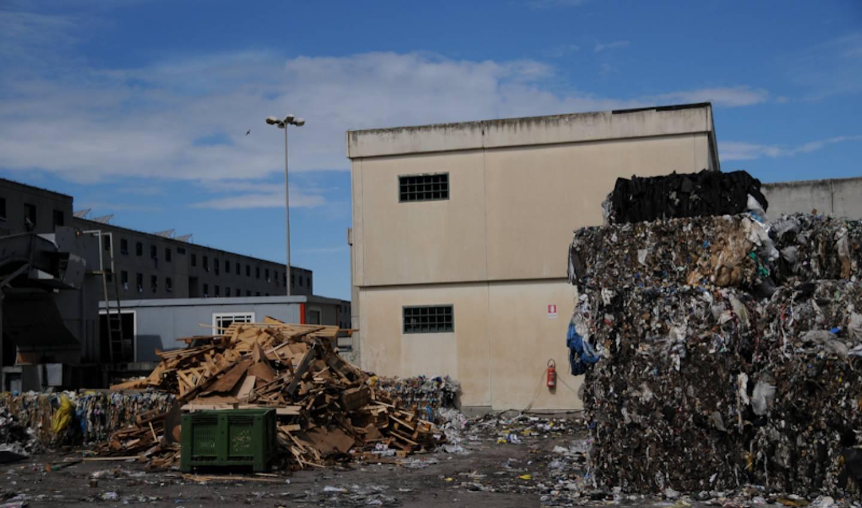 Foto: Inside Carceri, Secondigliano (2012) / di Katia Ancona per Associazione Antigone e Next New Media