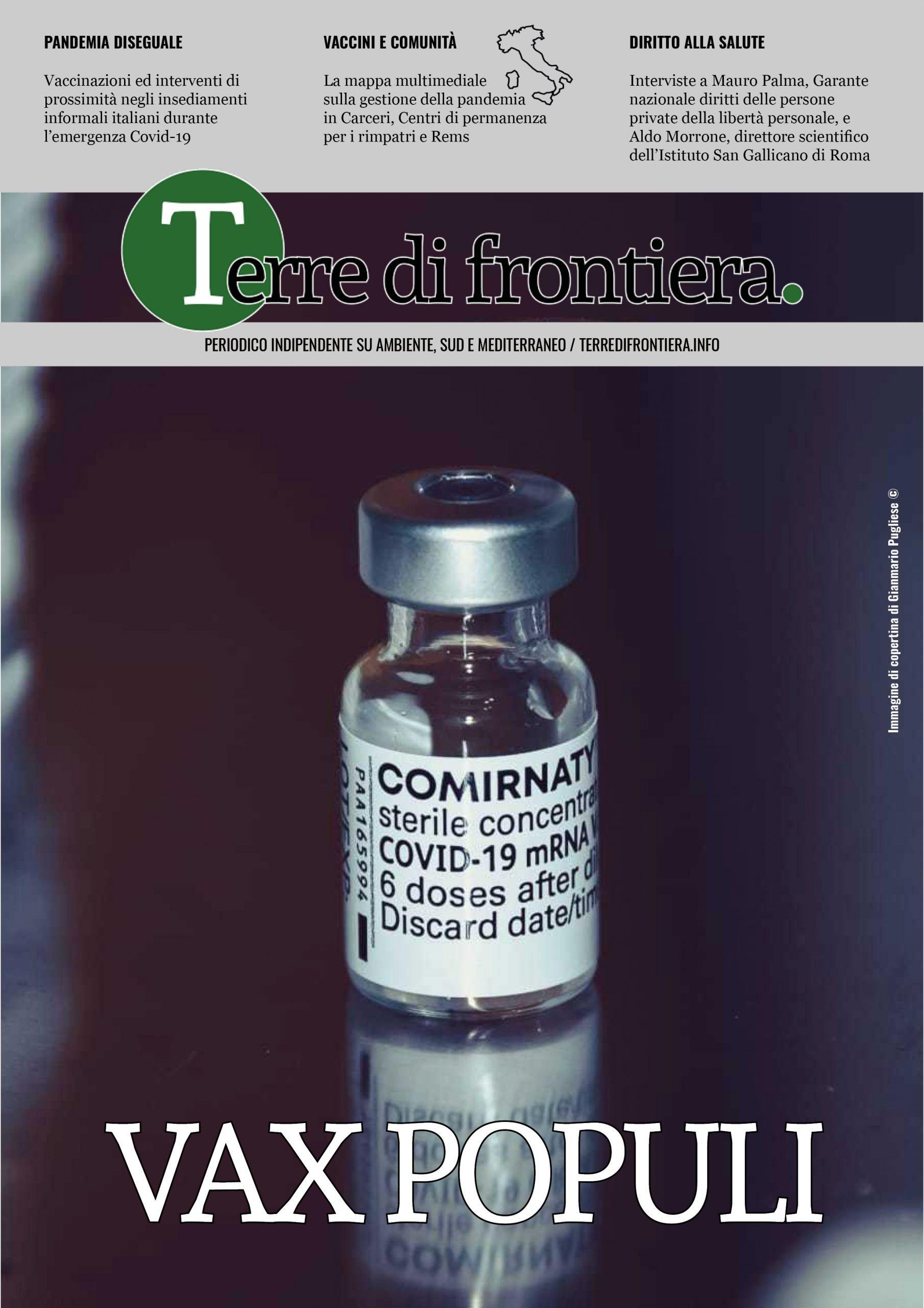 Vax Populi, inchiesta sui vaccini Covid-19
